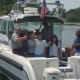 The Darien Police Department's Marine Unit takes kids out for the day.
