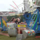 The Easton Fireman's Carnival features more than a dozen carnival rides, as well as games and food.