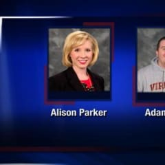 Two CBS employees were gunned down during a live broadcast in Franklin County, Va.