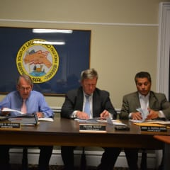 The Lewisboro Town Board