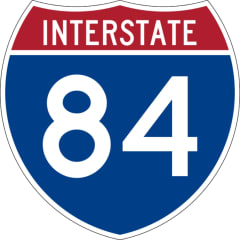 The state Department of Transportation will close the left lanes of I-84 in both directions near the Putnam-Connecticut border between Aug. 30 and Sept. 17 for road construction.