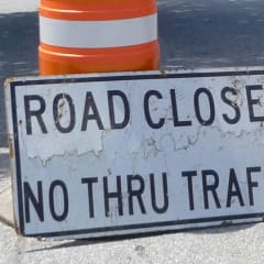 Road closures will take place through Friday for a portion of the Saw Mill River Parkway in Chappaqua.