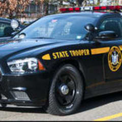 State police are investigating the cause of a double fatal accident along I-287 Friday.