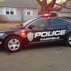 Fairfield and State Police cars will be out on extra patrols looking for unsafe drivers over the holiday weekend.