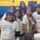 Teens from different faiths gathered to feed the hungry at the Don Bosco Community Center in Port Chester Monday.