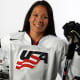 Julie Chu of Fairfield is four-time Olympian and has three silvers and a bronze in her collection of medals.