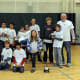 The New Canaan Country School robotics team, the CougarBots, took second place at the ROBOnanza competition.
