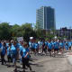 More than 2,600 people and 232 teams participated in the 5k walk.