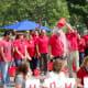 HomeServe of Norwalk begins Ice Bucket Challenge for ALS.