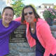 Kyle's best friend, Rocco Abbate and Kyle's fifth-grade teacher, Kristen Ball, remember Kyle during the opening of Kyle's Court.