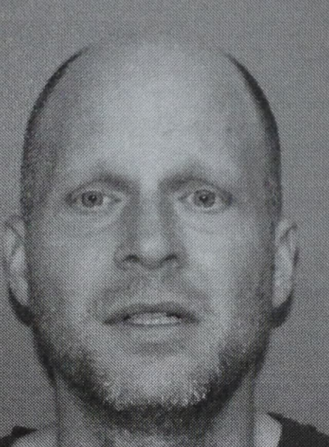 Clayton Gandini, 41, of Norwalk was arrested on burglary charges Saturday by Norwalk police.