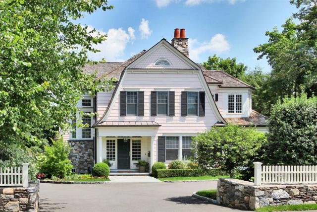 The home at 362 South Ave., in New Canaan was sold recently.
