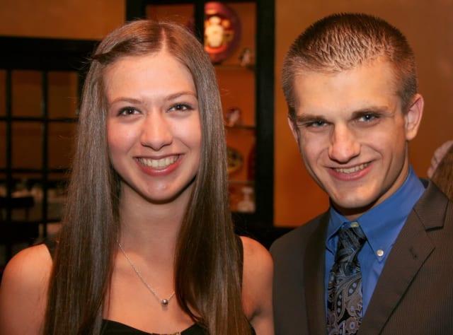 Tuckahoe High School senior Elisabeth Lefer and Eastchester High School senior Kurt Hellthaler earned scholarships.