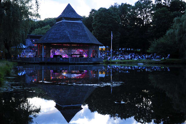 The Ives Concert Park will host family-friendly events in July.