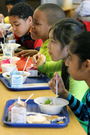 Kids ages 2 to 18 can get free meals at nine sites in Stamford this summer.