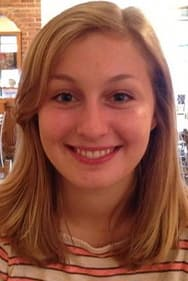 "Abigail Jenkins is the Young Women's League of New Canaan's recipient of its 2013 ""excellence in service to the community"" award."