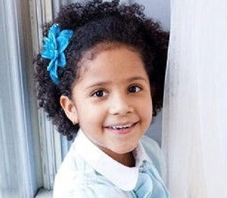 Ana Grace Márquez-Greene, 6, died Dec. 14 in the shootings at Sandy Hook Elementary School.