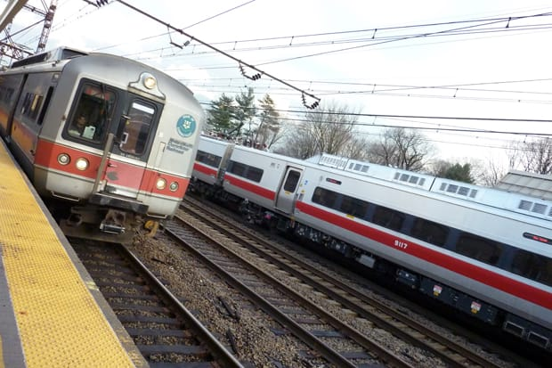 The train schedules will see small changes as part of the track work in the Bronx.