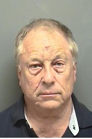 Hollis Ross, 68, of Collegeville, Pa. was charged with attempted manslaughter, reckless endangerment, driving under the influence and other offenses by Darien Police.