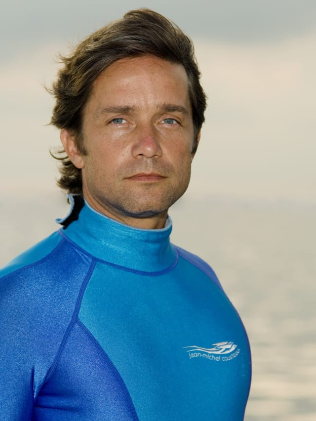 Deep ocean explorer Fabien Cousteau will speak Sept. 19 at Western Connecticut State University.