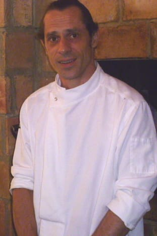 Regis Saget is the new chef at Scena in Darien.