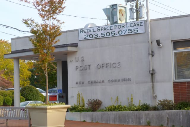 The New Canaan Post Office must move from its 2 Pine St. location by the end of January.