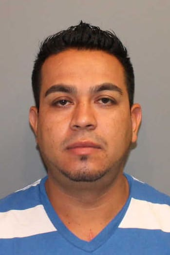 Emilio Hernandez-Gonzalez, 31, of Norwalk was charged with burglary and violation of a protective order Sunday.