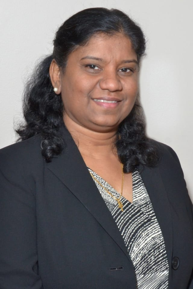 Santhamma Varghese, of White Plains, is the recipient of the eighth annual Joan Anne McHugh Nurse of Distinction award.