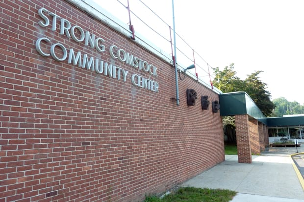 An electric car charging station will soon be installed at Wilton's Comstock Community Center.