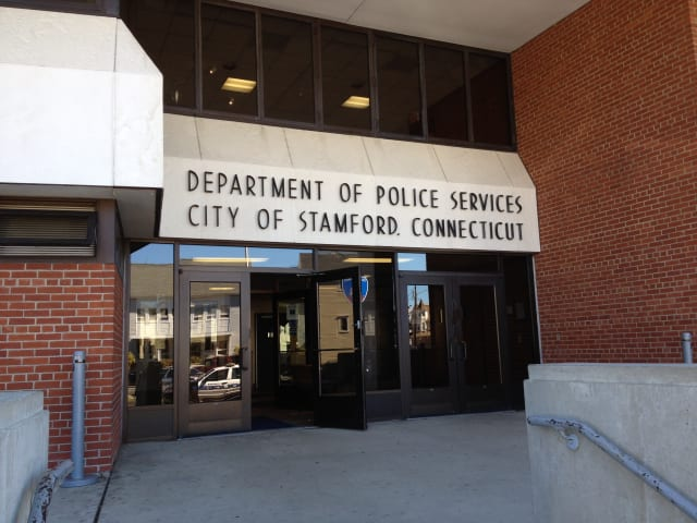 Stamford police arrested 23-year-old Norwalk resident Idris Hassan Gay on weapons and threatening charges Friday.