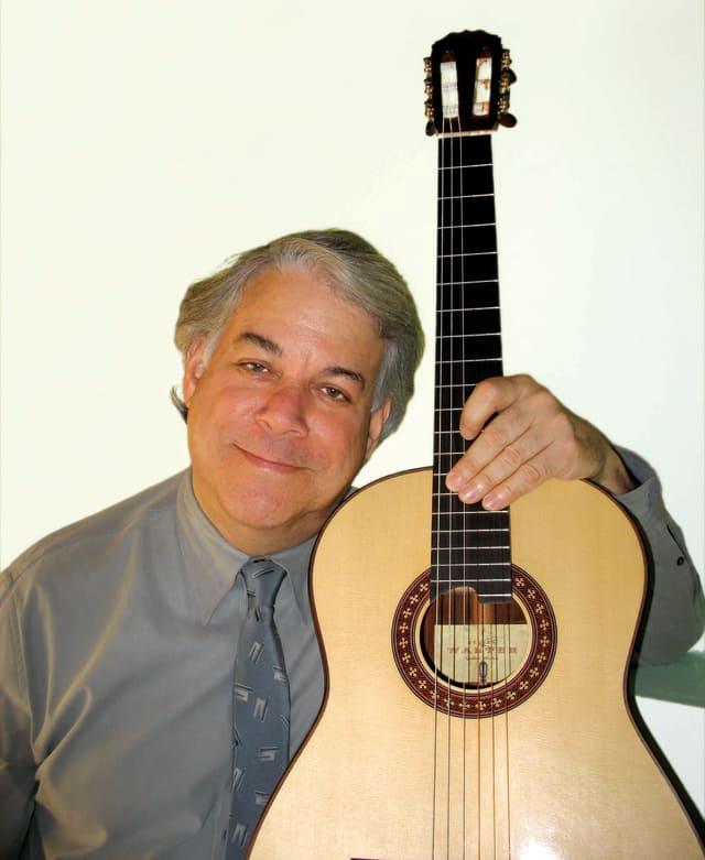 David Starobin turns 62 on Friday.