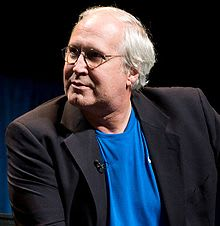 Chevy Chase turns 70 on Tuesday.
