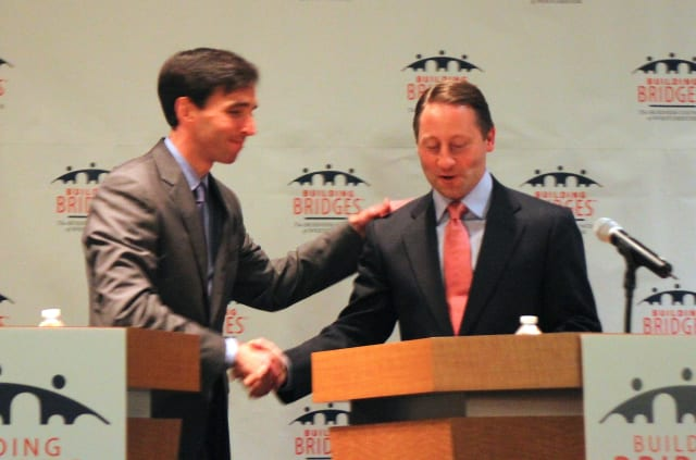 In Westchester's November general election, Republican County Executive Rob Astorino will face off with Democratic challenger Noam Bramson, mayor of New Rochelle.