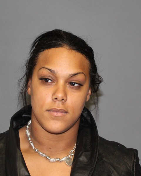 Fairfield police charged Yazmin Hechavarria, 26 of Bridgeport, with larceny in the fifth degree and risk of injury to a minor. She was held on a $2,500 bond and released with a court date of Oct. 21.