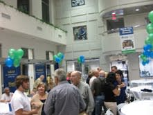 Westy Self Storage recently donated the use of its grand lobby for the Housatonic Habitat for Humanity's 2013 volunteer recognition dinner.