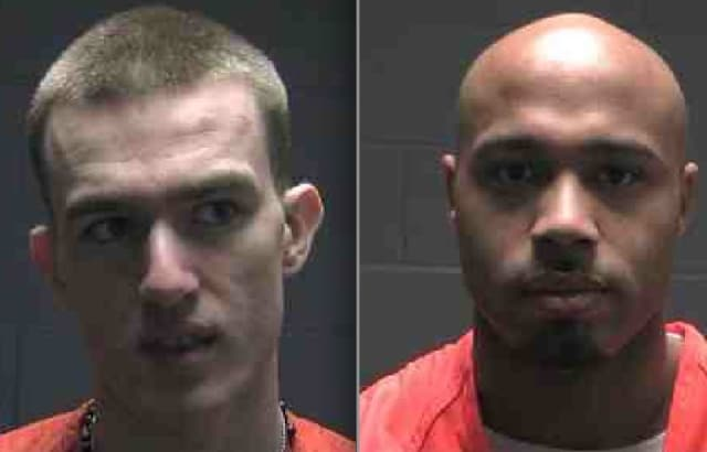 Travis Morin, left, and Patrick Smith have both been charged in a 2011 North Salem murder case.