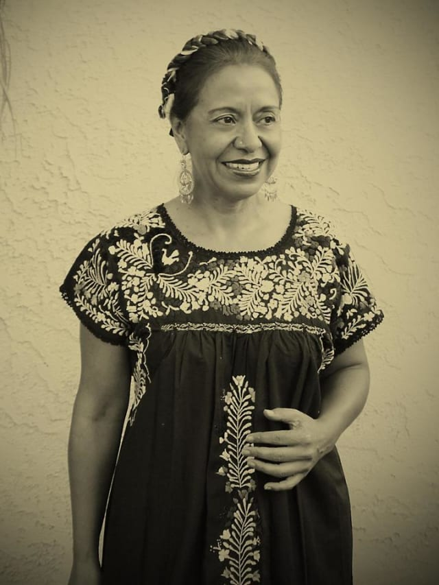 The guest lecturer Dr. Gloria Arjona will speak on critical themes in Mexican history on Wednesday, Oct. 23.
