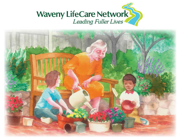 Waveny LifeCare Network has a toll-free number 1-855-WAVENY-1 to assist older residents.