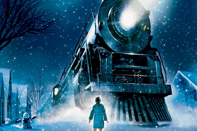 "The Maritime Aquarium in Norwalk is selling tickets for an IMAX presentation of ""The Polar Express"" during the holiday season. The film will run at the aquarium on weekends from Friday, Nov. 29 to Jan. 1."