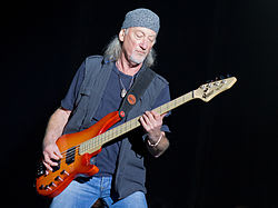 Roger David Glover turns 68 on Saturday.