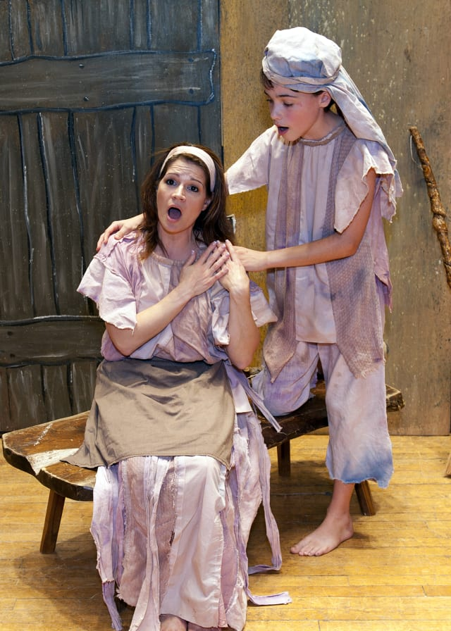 "The Western Connecticut State University Opera will perform ""Amahl and the Night Visitors"" on Friday, Dec. 6 and Saturday, Dec. 7."