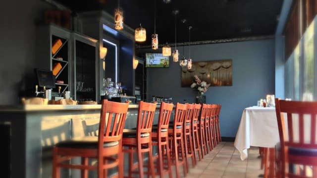 """The New York Times recently gave Aladin Indian Bistro in Norwalk a """"good"""" review."""