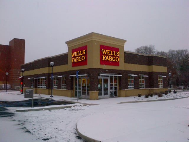 Wells Fargo recently opened a new banking store in Stamford as it consolidated two locations into one.