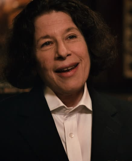 Fran Lebowitz comes to the Ridgefield Playhouse on Feb. 22.