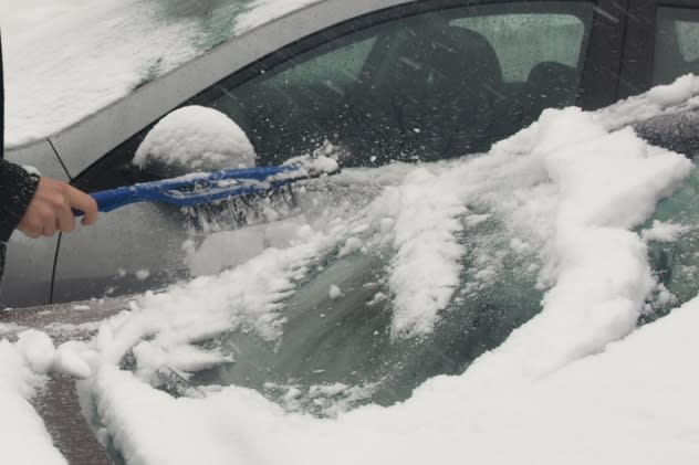 Commercial and average drivers alike will have to fully clean their cars after a snow storm in Connecticut starting Dec. 31.