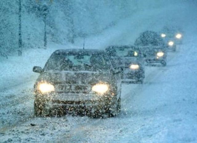 AAA of Southern New England is providing winter driving tips to keep motorists safe.
