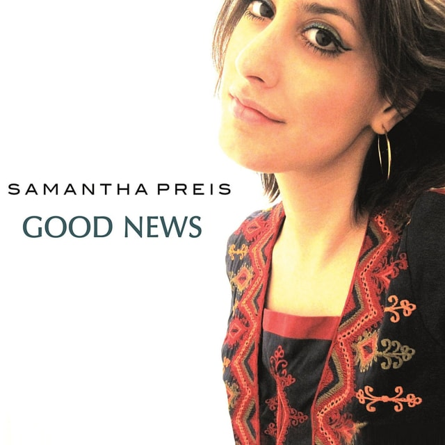 """Good News"" is Easton native Samantha Preis' debut album."