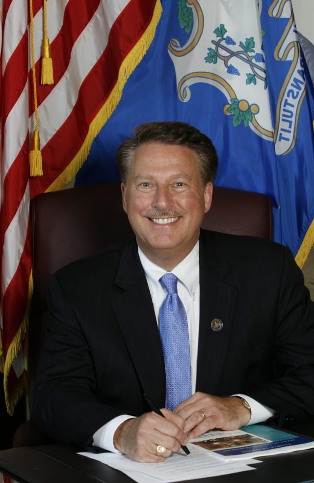 State Representative David A. Scribner (R-Brookfield)