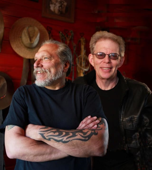 Hot Tuna is coming to the Ridgefield Playhouse on Tuesday, Jan. 7 as part of their 50th Anniversary Tour.