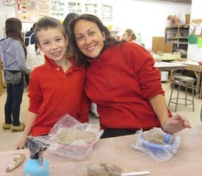 The Clay Art Center in Port Chester is set to host a one-day workshop for children on Sunday, Jan. 5.